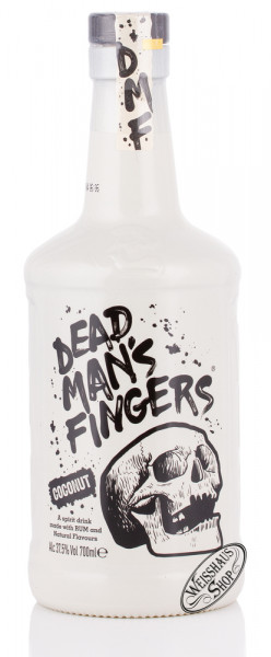 Dead Man's Fingers Coconut 37,5% vol. 0,70l