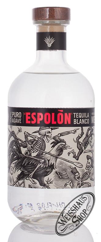 Espol�n Tequila Blanco 40% vol. 0,70l
