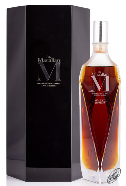 Macallan M Decanter Release 2017 Whisky 45% vol. 0,70l