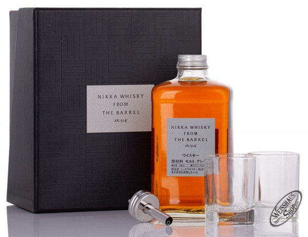 Nikka from the Barrel Whisky in GP 51,4% vol. 0,50l