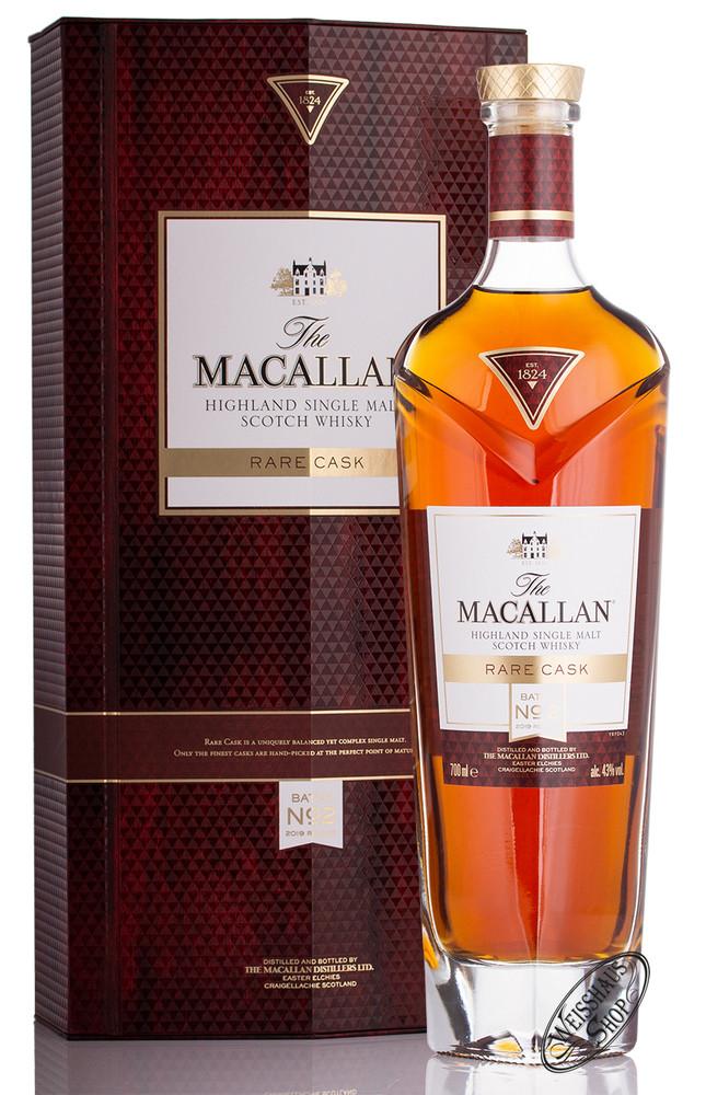 Macallan Rare Cask Whisky 43% vol. 0,70l