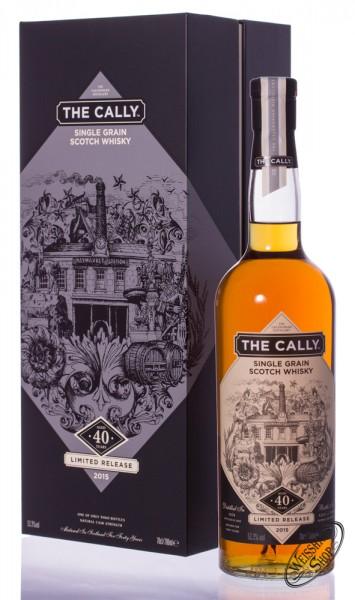 The Cally 40 YO Single Grain SR 2015 Whisky 53,3% vol. 0,70l