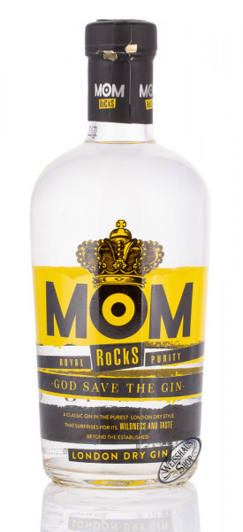 MOM Gin Rocks 37,5% vol. 0,70l