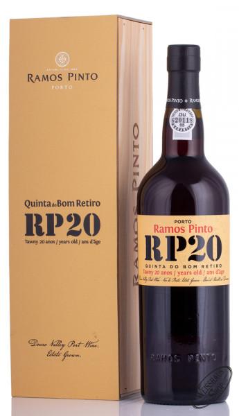 Ramos Pinto Tawny 20 YO Port 20,5% vol. 0,75l