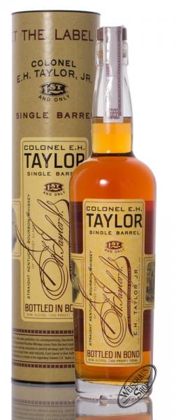 E.H. Taylor Single Barrel Bourbon Whiskey 50% vol. 0,70l