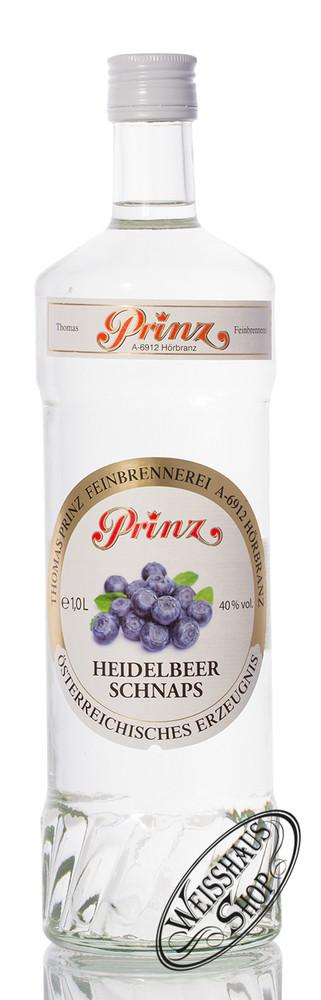 Thomas Prinz Prinz Heidelbeer Schnaps 40% vol. 1,0l