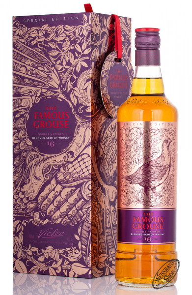 The Famous Grouse 16 YO Special Edition Whisky 40% vol. 0,70l