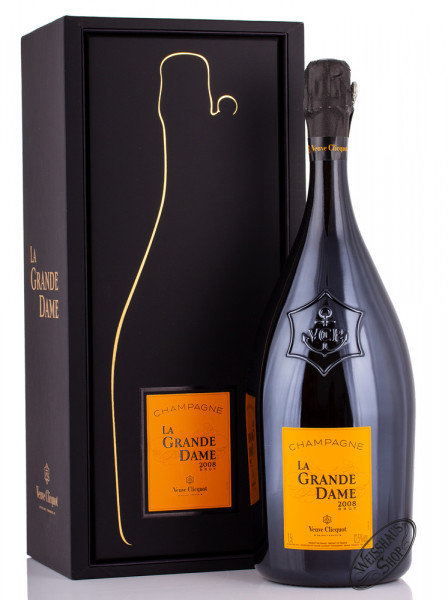Veuve Clicquot Grande Dame Champagner 12,5% vol. 1,50l