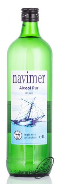 Navimer Alkohol Pur 96% vol. 1,0l