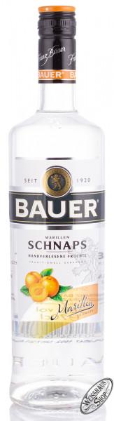 Bauer Marillen Schnaps 36% vol. 0,70l