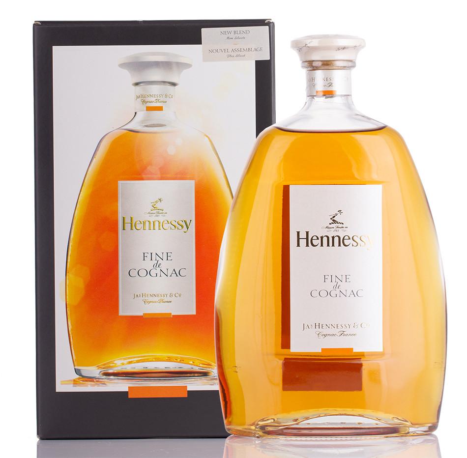 Hennessy Fine De Cognac 40% vol. 1,0l