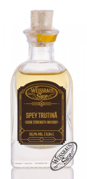 Spey Trutiná Cask Strength Whisky 59,1% vol. 0,04l Weisshaus Sample