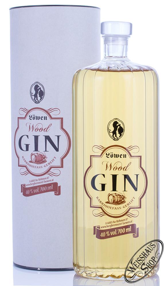 Bergbrennerei L�wen Wood Gin 40% vol. 0,70l