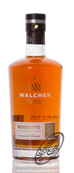 Walcher Noisetto 21% vol. 0,70l