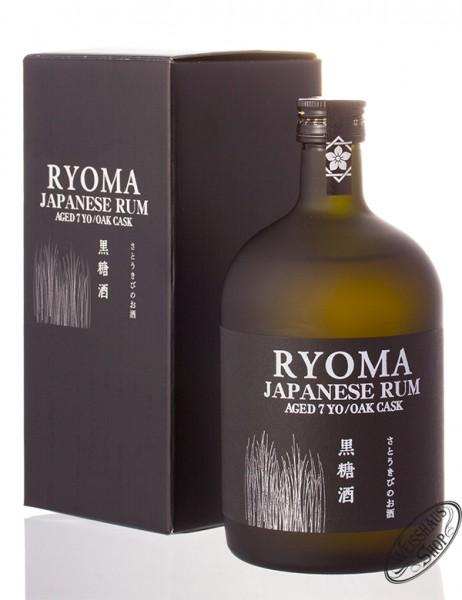 Ryoma 7 YO Japanese Rum 40% vol. 0,70l