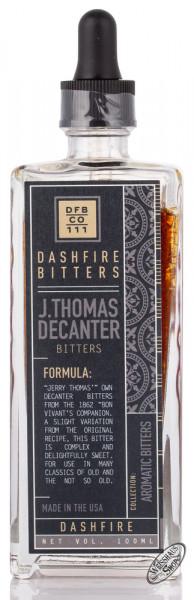 Dashfire Jerry Thomas Decanter Bitters 36% vol. 0,10l