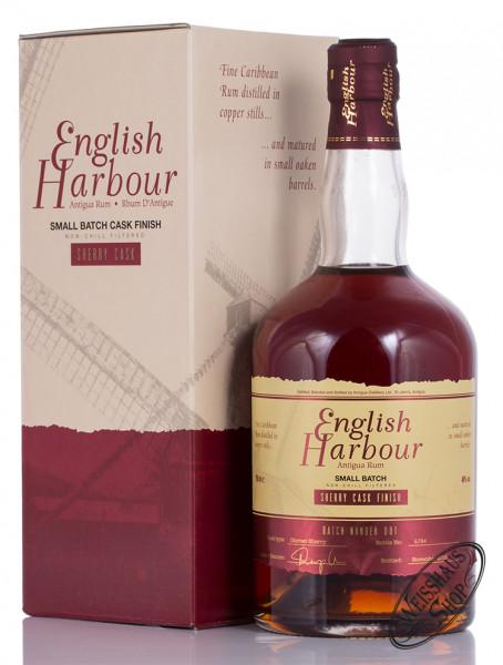 English Harbour Sherry Cask Finish Rum 46% vol. 0,70l