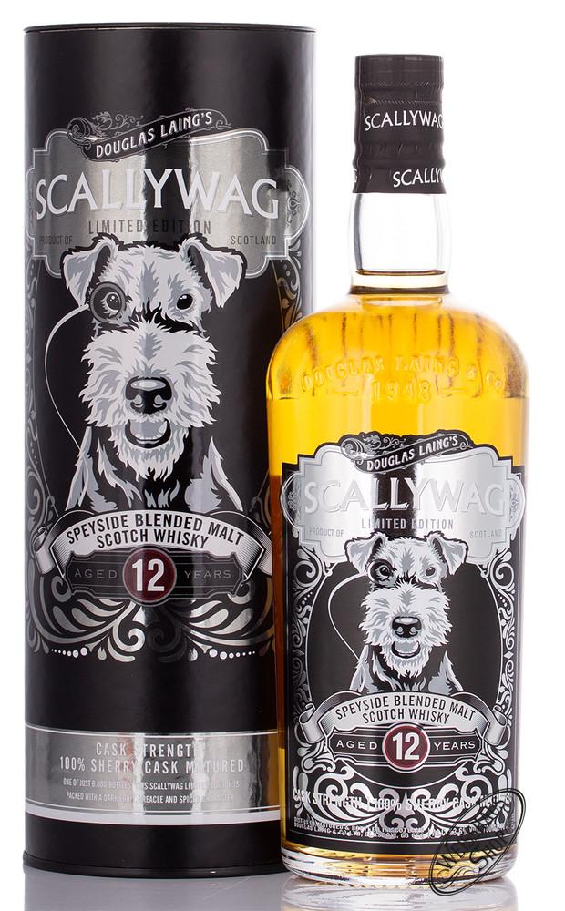 Scallywag Speyside 12 YO Douglas Laing Blended Whisky 53,6% vol. 0,70l