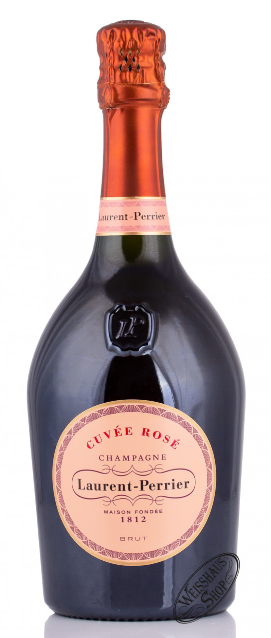 Laurent Perrier Cuv�e Rose Brut Champagner 12% vol. 0,75l