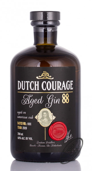 Zuidam Dutch Courage Aged Gin 88 44% vol. 0,70l