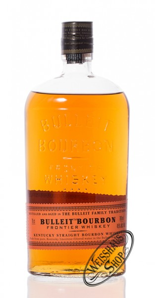 Bulleit Bourbon Whiskey 45% vol. 0,70l