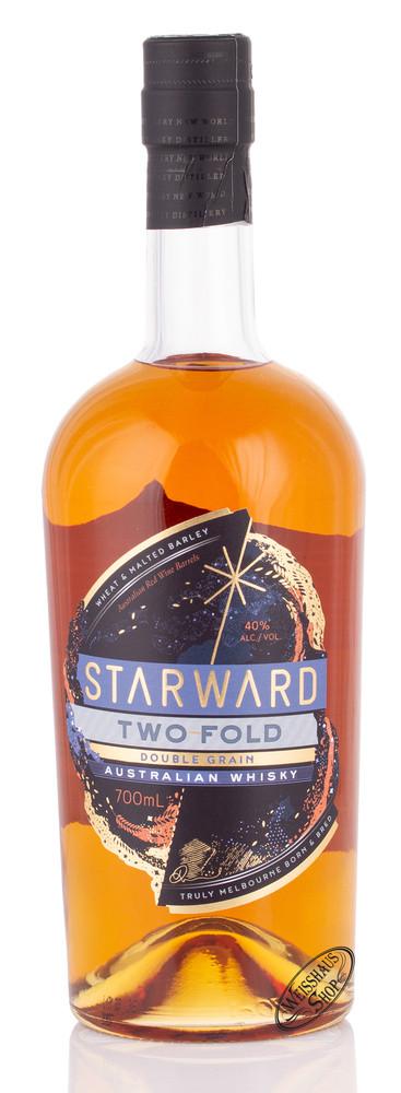 Starward Two-Fold Double Grain Australian Whisky 40% vol. 0,70l
