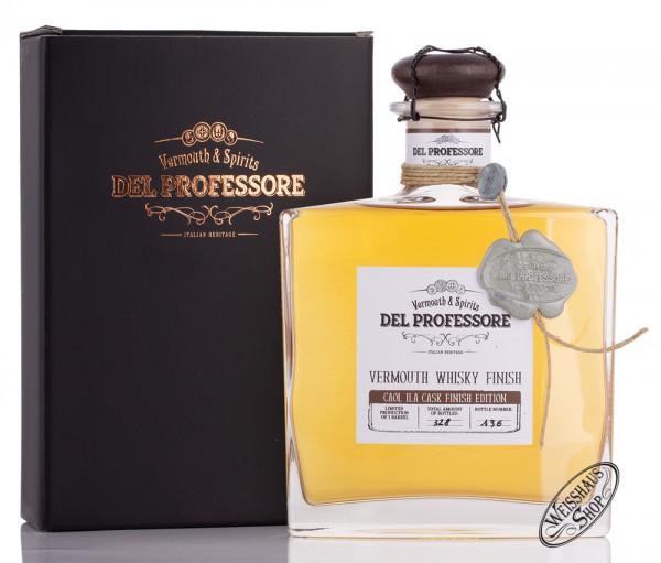 Del Professore Whisky Finish Vermouth 17% vol. 0,50l