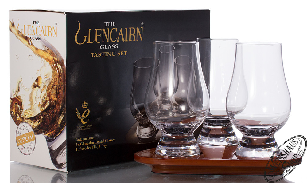 The Glencairn Glass St�lzle Tasting Set