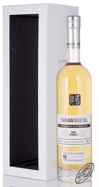 The Girvan Patent Still Proof Strength Single Grain Whisky 57,1% vol. 0,70l