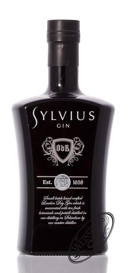 Onder de Boompjes Sylvius Gin 45% vol. 0,70l