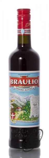 Braulio Amaro Kräuterlikör 21% vol. 0,70l