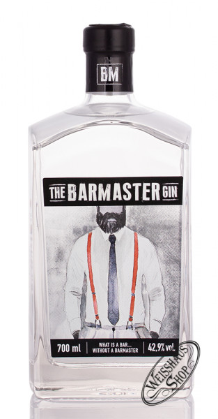 The Barmaster Gin 42,9% vol. 0,70l