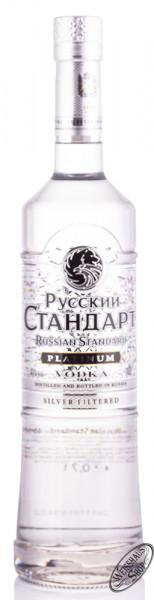 Russian Standard Platinum Vodka 40% vol. 0,70l