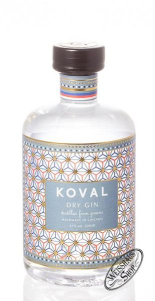 Koval Gin 47% vol. 0,50l