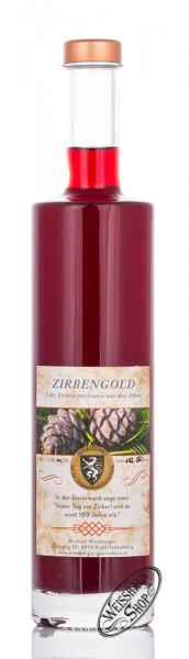 Windberger Zirbengold 28,3% vol. 0,50l