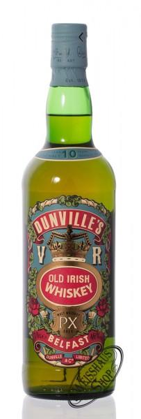 Duneville's 10 YO PX Finish Irish Whiskey 46% vol. 0,70l