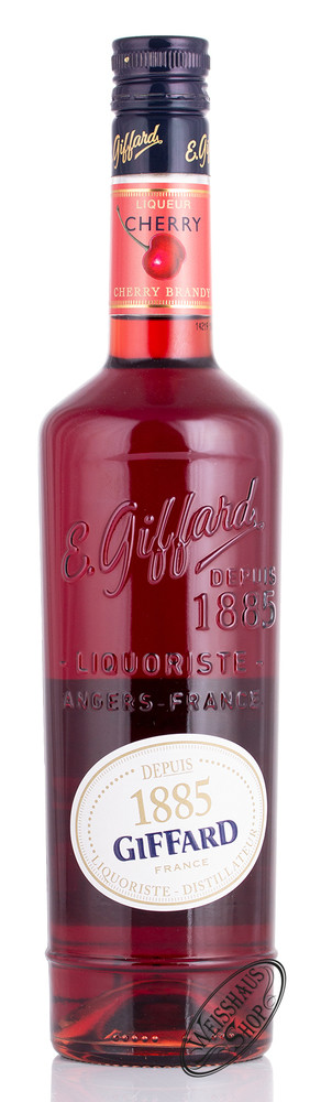 Giffard Cherry Brandy Lik�r 25% vol. 0,70l