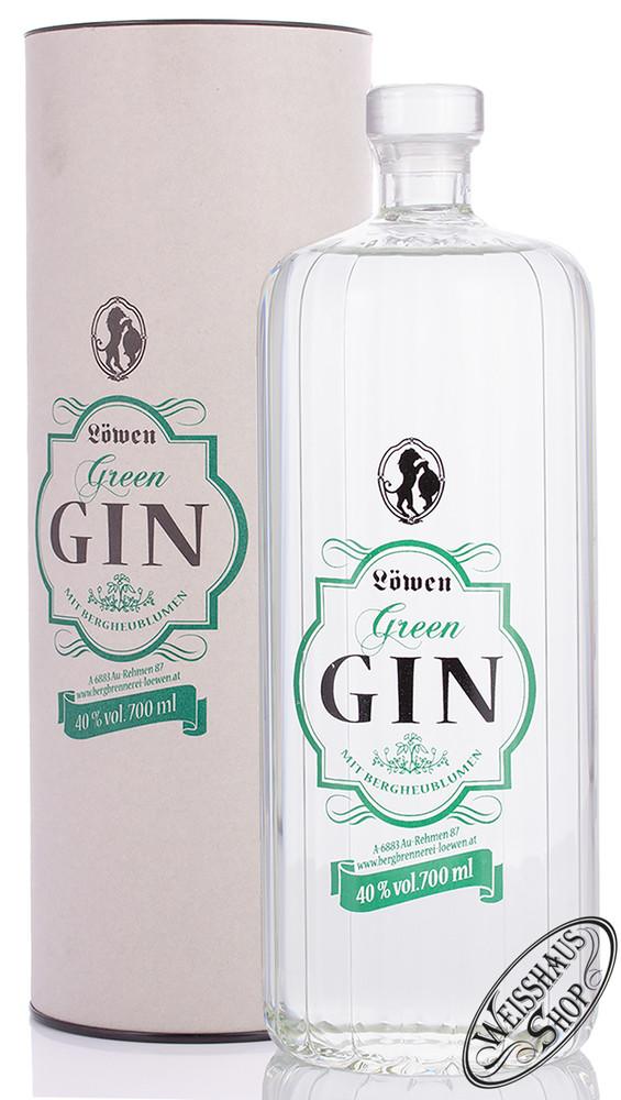 Bergbrennerei L�wen Green Gin 40% vol. 0,70l