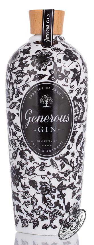 Generous Gin 44% vol. 0,70l