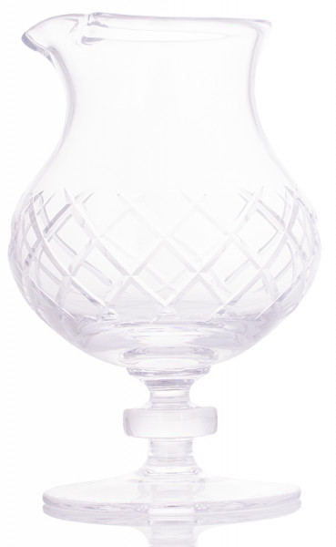 Urban Bar Coley Stemmed Mixing Glass with Diamond Cuts 1,0l