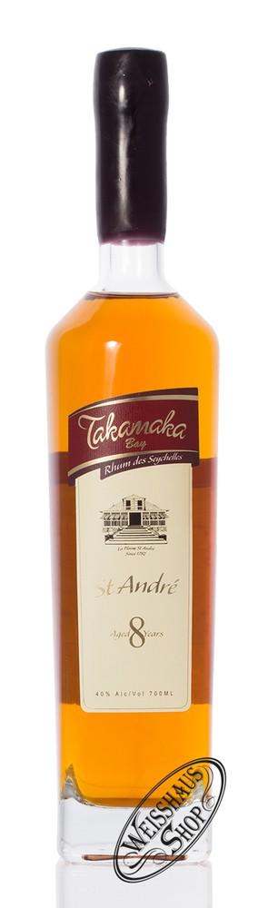 Takamaka Bay St. Andr� Rum 8 YO 40% vol. 0,70l