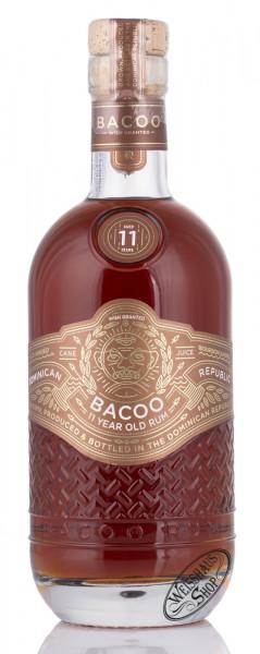 Bacoo 11 YO Rum 40% vol. 0,70l