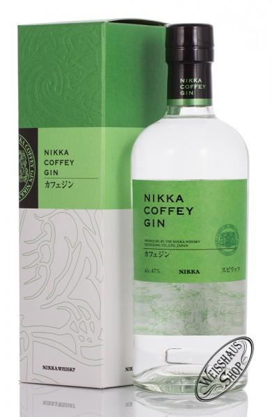 Nikka Coffey Gin 47% vol. 0,70l