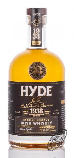 Hyde No. 6 Special Reserve Irish Whiskey 46% vol. 0,70l