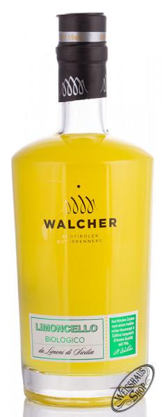Walcher Limoncello Bio 25% vol. 0,50l