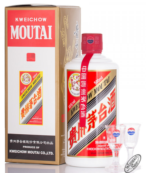 Kweichow Moutai 53% vol. 0,50l