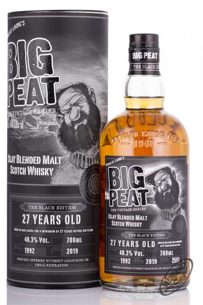 Big Peat 27 YO Islay Whisky 48,3% vol. 0,70l