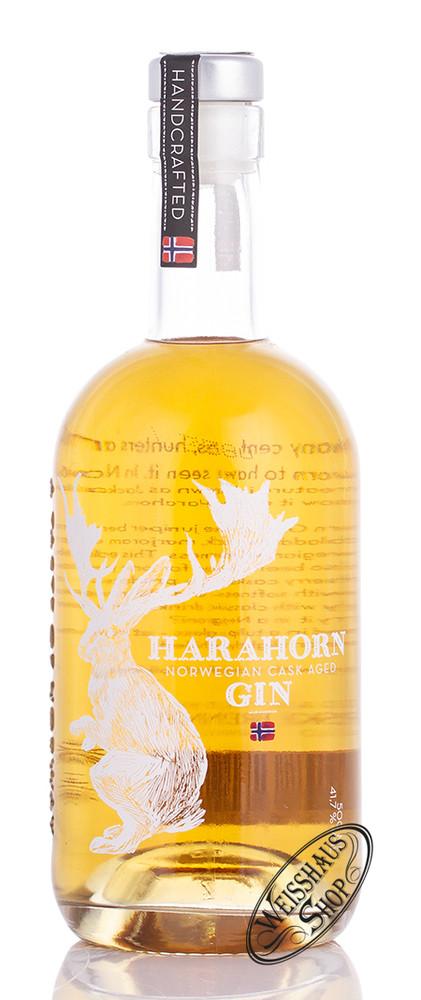Det Norske Brenneri AS Harahorn Cask Aged Gin 41,7% vol. 0,50l