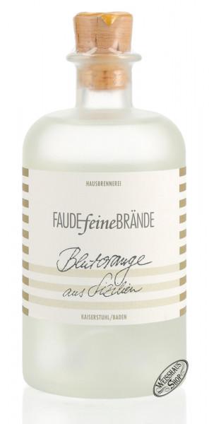 Faude feine Brände Bergamotte aus Kalabrien Geist 42% vol. 0,50l