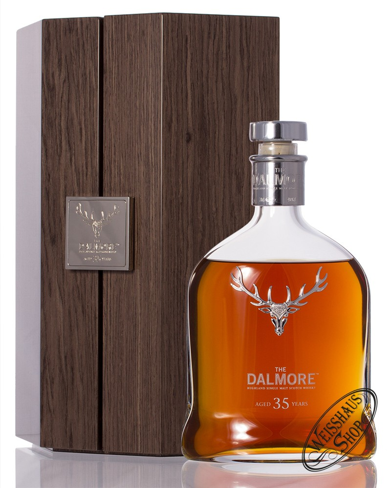 The Dalmore 35 YO Whisky 44% vol. 0,70l